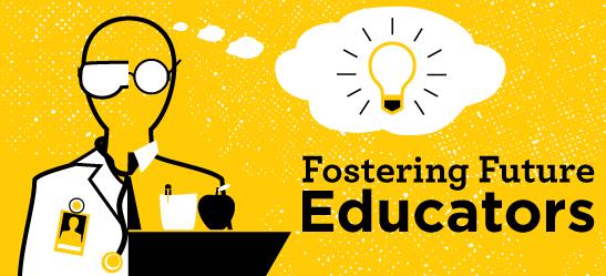 Fostering Future Educators