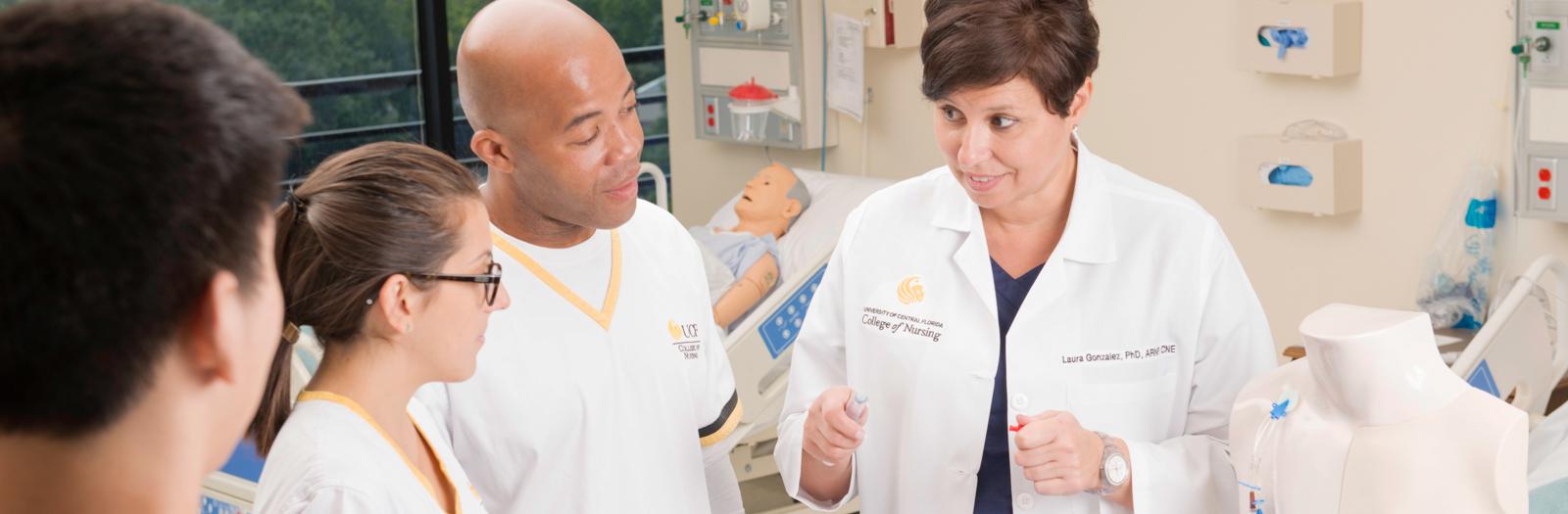 Ucf Nurse Spring 2020.Admissions For Bachelor S In Nursing Degrees Ucf College