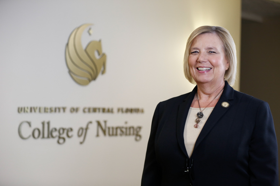 Nursing Dean Sole Appointed to National Commission