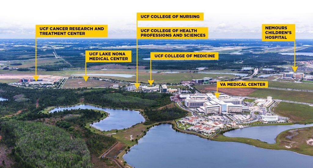 Ucf College Of Nursing >> Visitor Information Ucf College Of Nursing