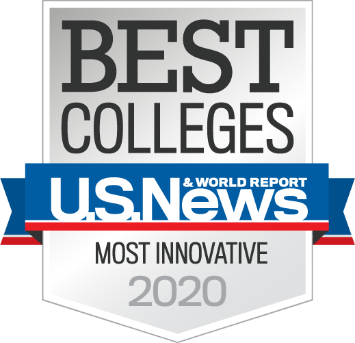 U.S. News Best Colleges Most Innovative 2020