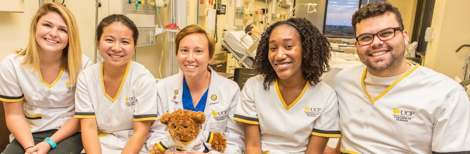 Ucf Nurse Spring 2020.Scholarships Aid Ucf College Of Nursing