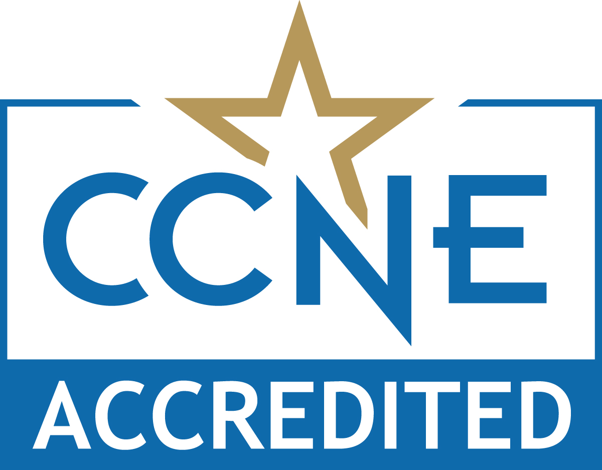 CCNE Accreditation Seal - RGB