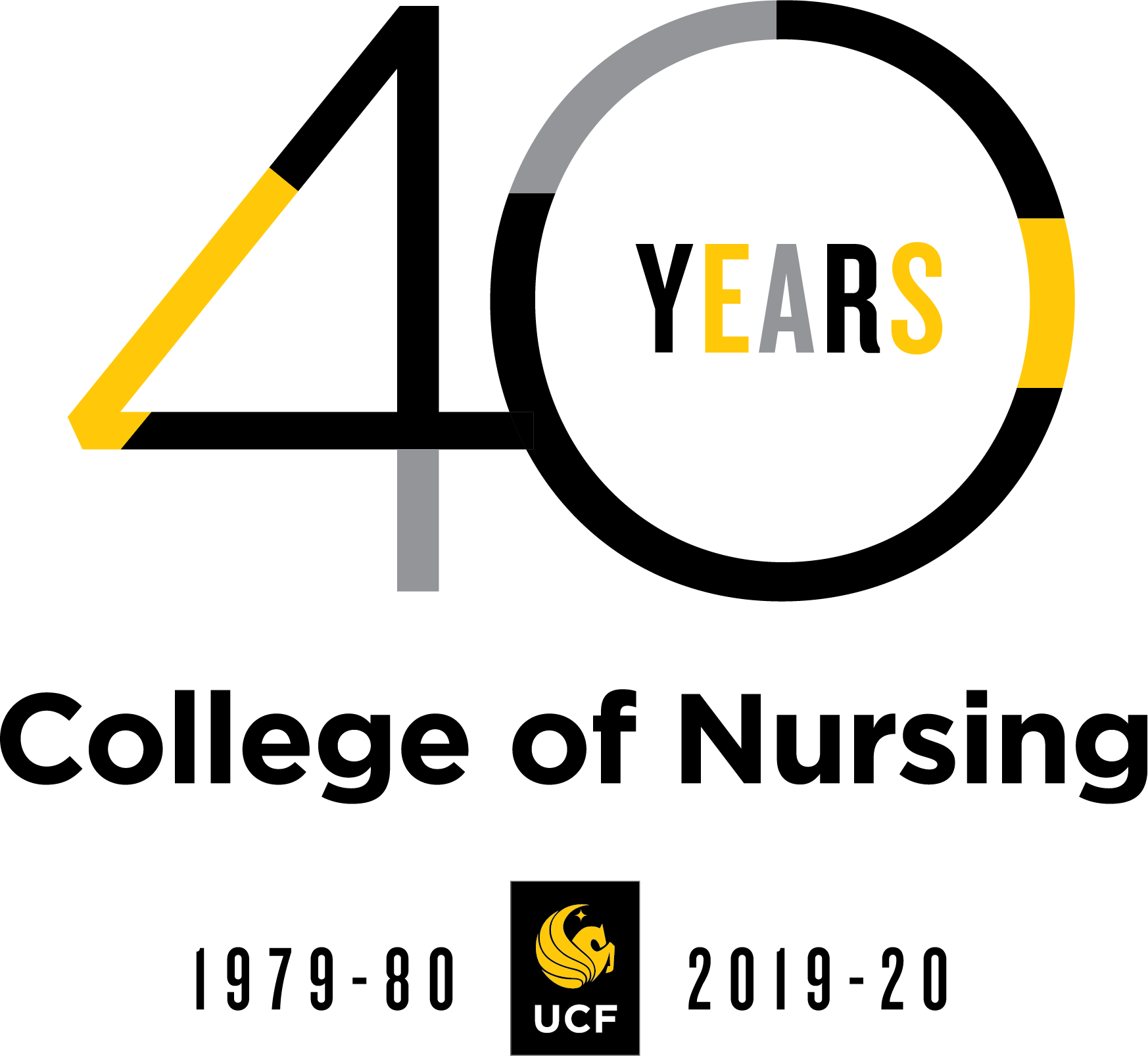 UCF Nursing: Celebrating 40 years of excellence, 1979-2009.
