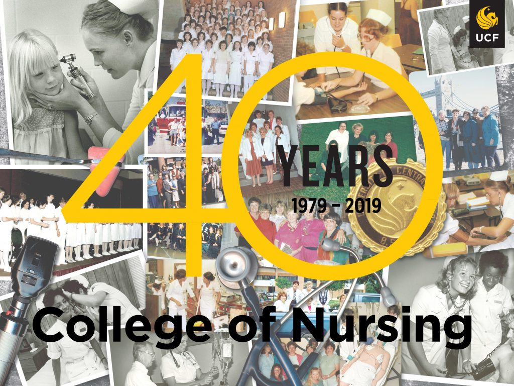 40 Years of Nursing Excellence