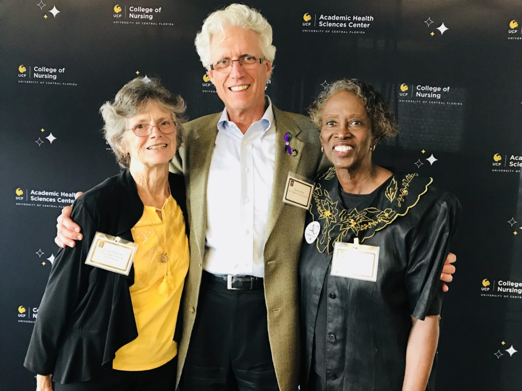 NSM Today: UCF's College of Nursing alumni celebrated at 40th anniversary event
