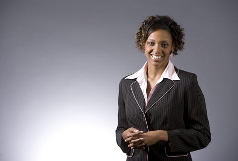Brandie Hollinger SGA campaign photo