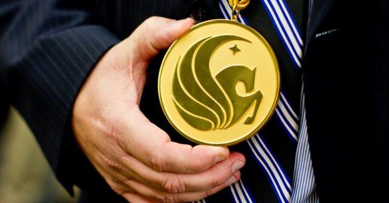 Founders' Day Pegasus Medallion
