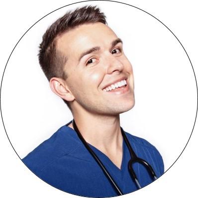 Blake Lynch (Nurse Blake), UCF Nursing Alumnus
