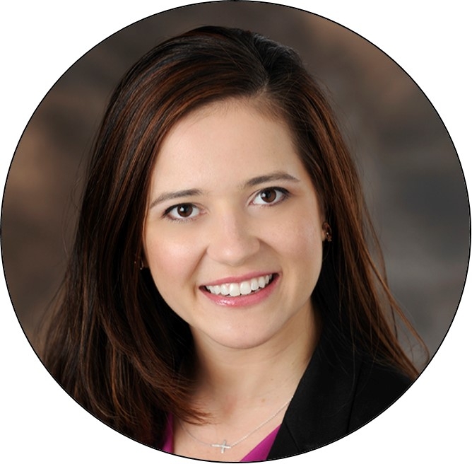 Kate Dorminy, UCF Nursing Alumna