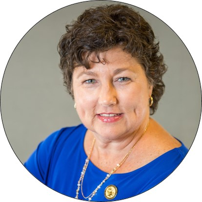Dr. Kelly Allred, UCF Nursing Alumna and Faculty Member