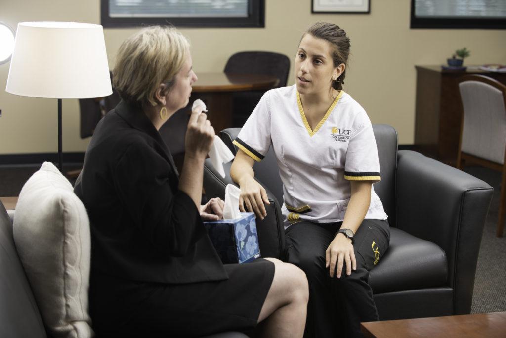 Mental Health Awareness Month Spotlight: Psychiatric-Mental Health Nursing Education