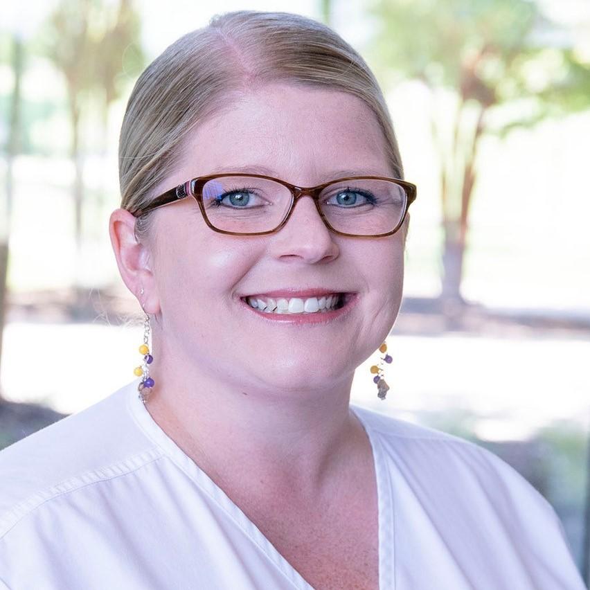 UCF College of Nursing Healthcare Simulation MSN alumna Elizabeth Hodges