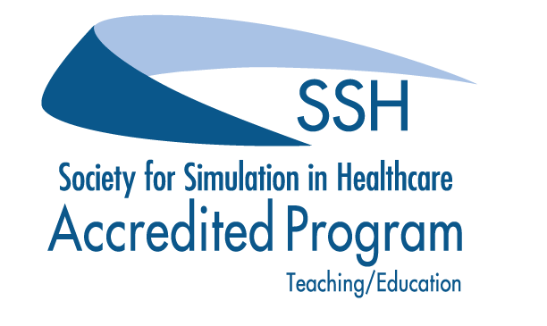 Society for Simulation in Healthcare Accredited Program in Teaching and Education