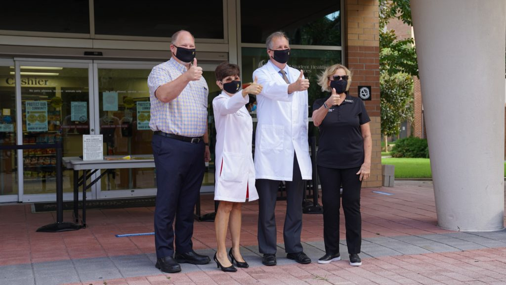 Message From UCF's Clinical Leaders – Get Your Flu Shot Now