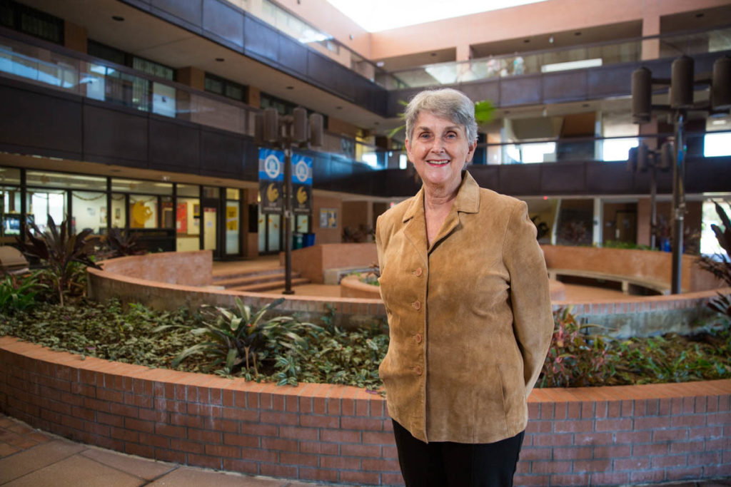 Nursing Professor and Veteran Reflects on Service