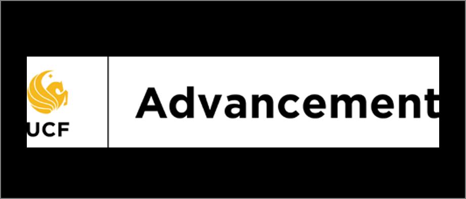 UCF Advancement logo