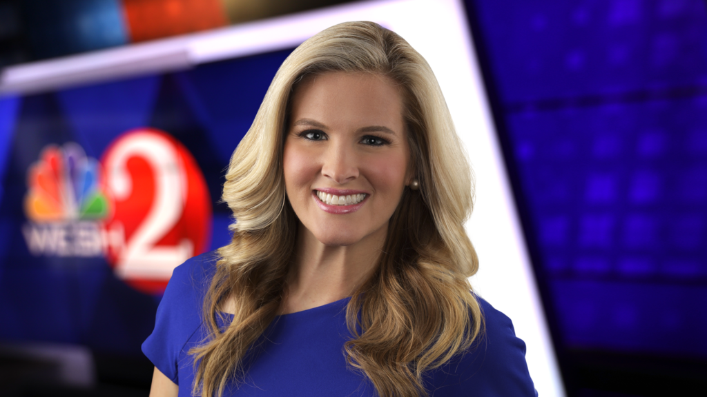 Meredith McDonough, News Anchor and Journalist, WESH 2