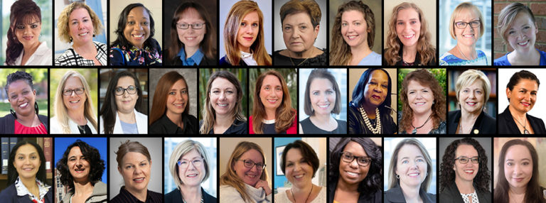 UCF Faculty Excellence 2021 Women's History Month honorees