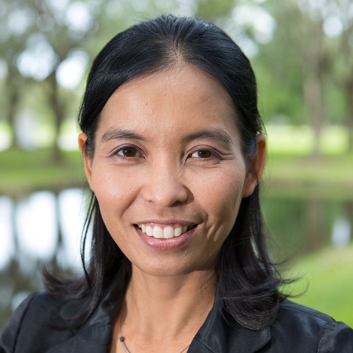 Aging Expert Dr. Ladda Thiamwong, UCF Nursing